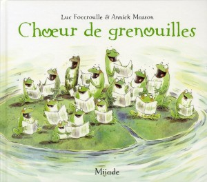 annick grenouilles